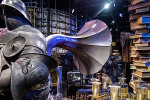 STUDIO TOUR LONDON, THE MAKING OF HARRY POTTER, WARNER BROS, LEAVESDEN, ROYAUME UNI