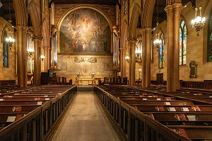 EGLISE DE L'ASCENSION (CHURCH OF THE ASCENSION, MANHATTAN, NEW-YORK, ETATS-UNIS, USA