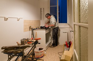 TRAVAUX DE RENOVATION