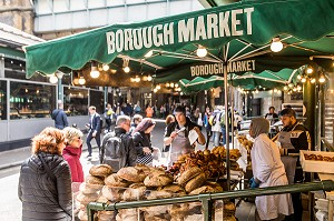 BOROUGH MARKET, LONDRES, ANGLETERRE