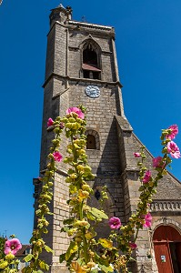 EGLISE, IRANCY, YONNE, BOURGOGNE, FRANCE