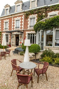 HOTEL NORMANDIE, AUXERRE, YONNE, BOURGOGNE, FRANCE
